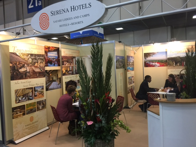 SERENA-Stand ITB 2017