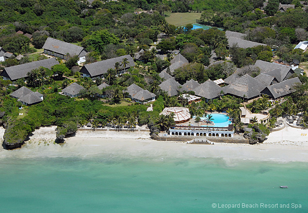 Leopard Beach Resort Kenia